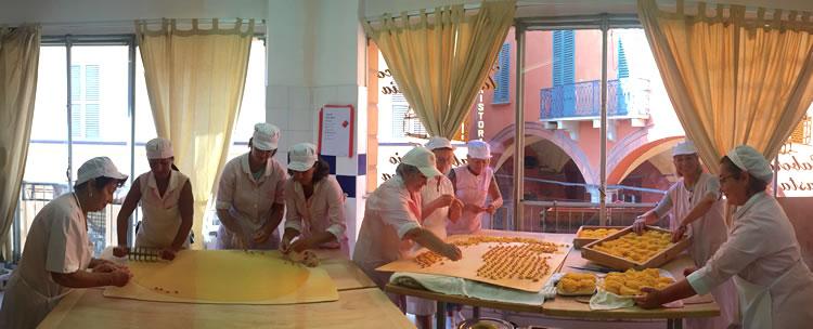 laboratorio pasta fresca bologna staff