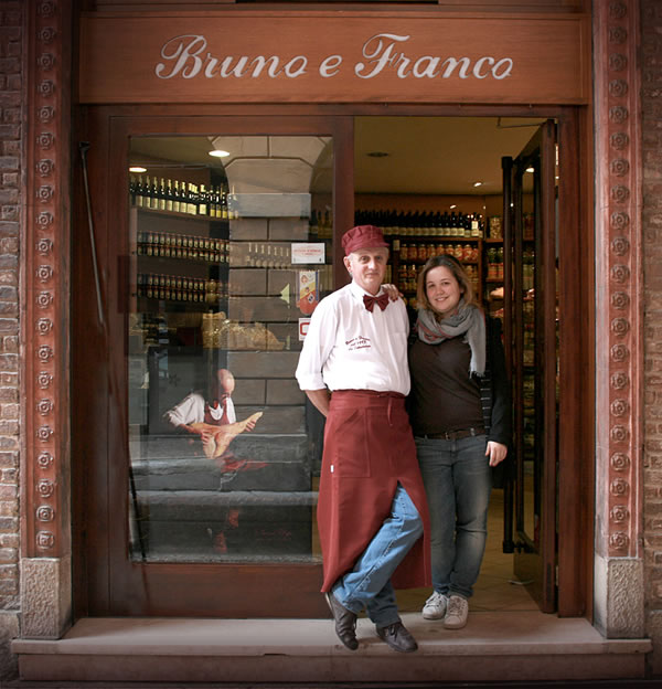 salumeria bologna bruno franco