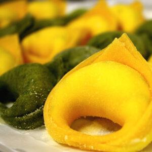 tortelloni ricotta spinaci